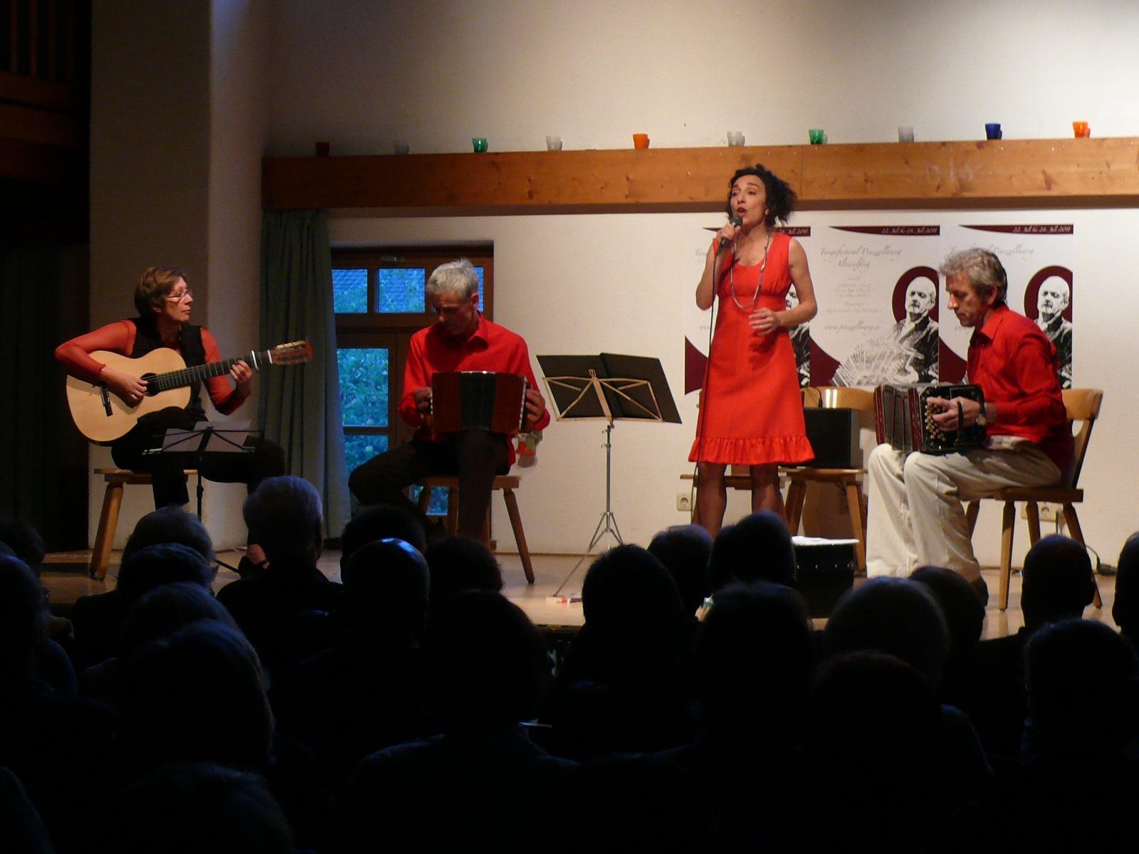 Sandra Nahabian Festivalband