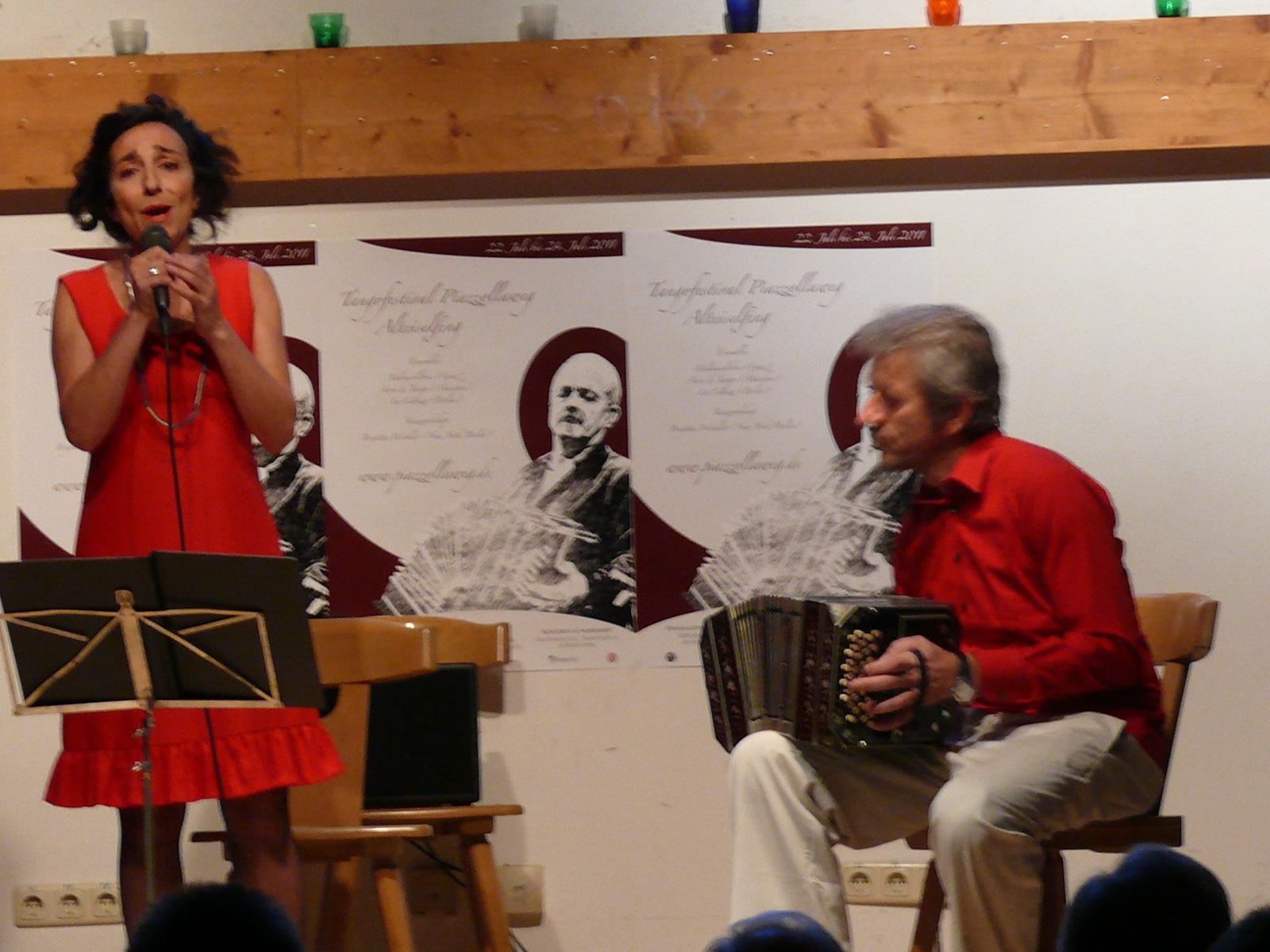 Sandra Nahbian Festivalband